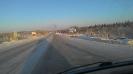 Развилка Нягань-Советский-Ханты-Мансийск